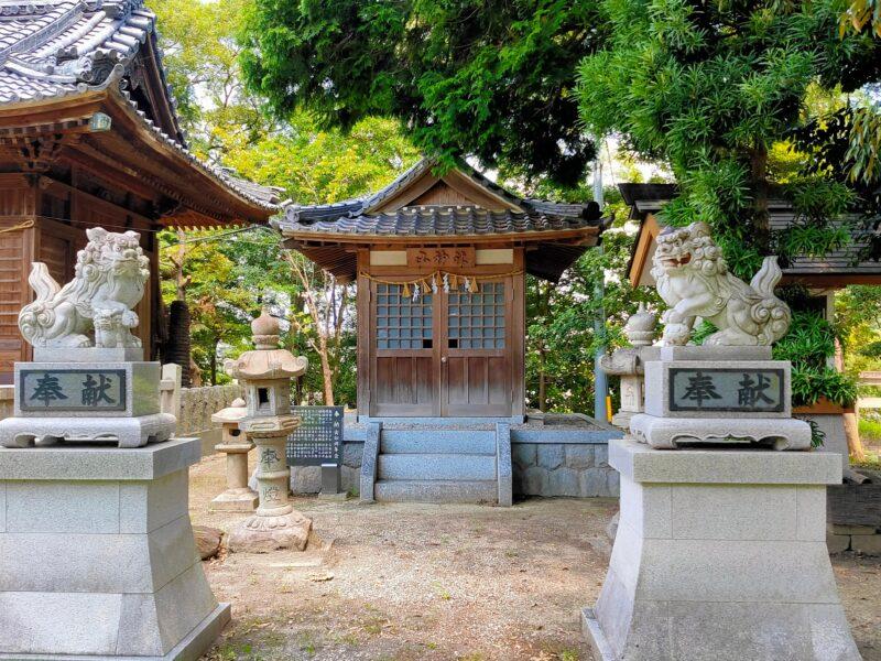 山神社の分祀